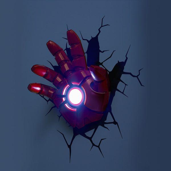 Veilleuse LED Avengers  6