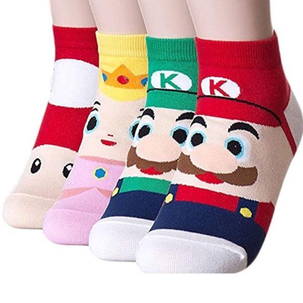 Chaussettes Super Mario Bros pour Enfants 2