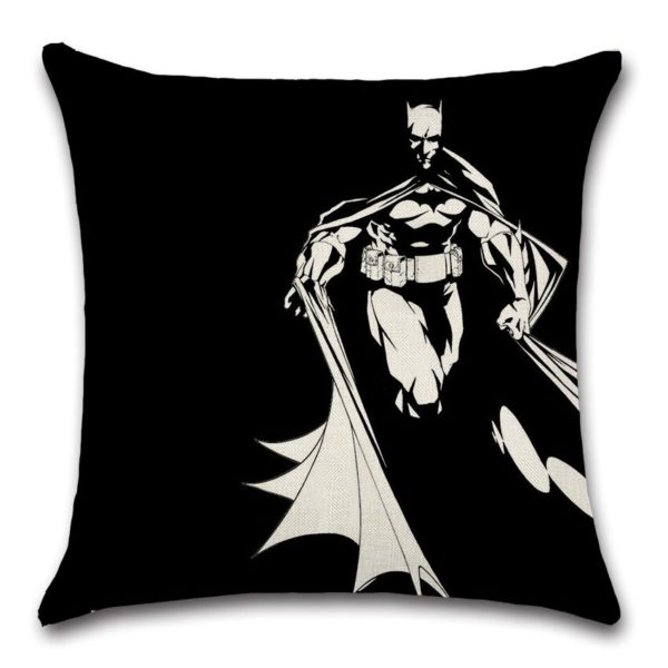 Housse de Coussin motif Batman. 4