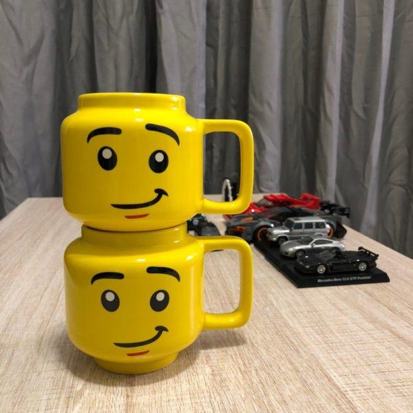 Tasse Lego en Céramique 4