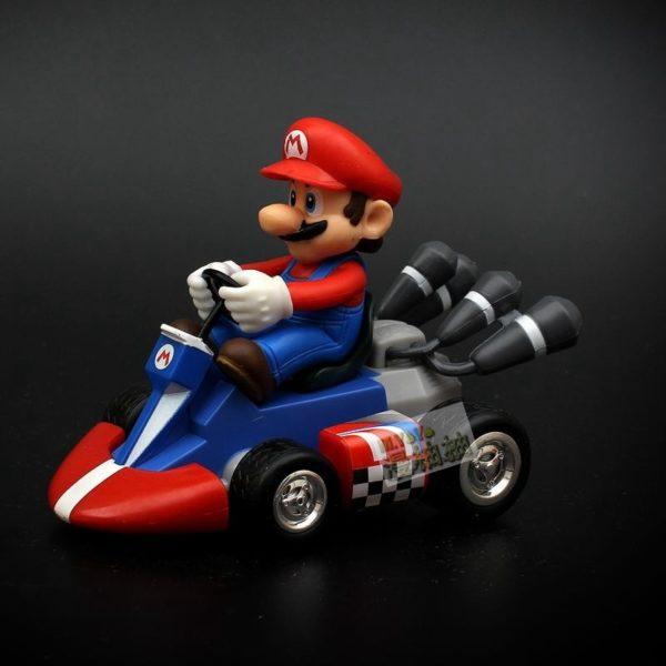 Figurines Super Mario Kart 2