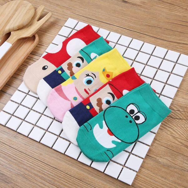 Chaussettes Super Mario Bros pour Enfants 3