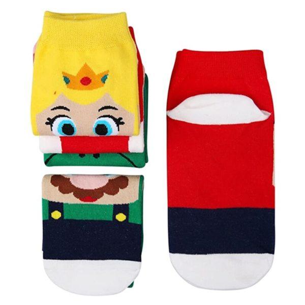 Chaussettes Super Mario Bros pour Enfants 4