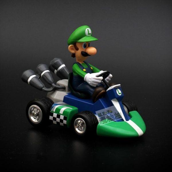 Figurines Super Mario Kart 4