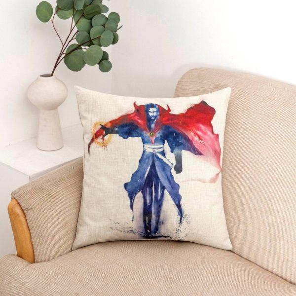 Housse de coussin Style Super héros. 5