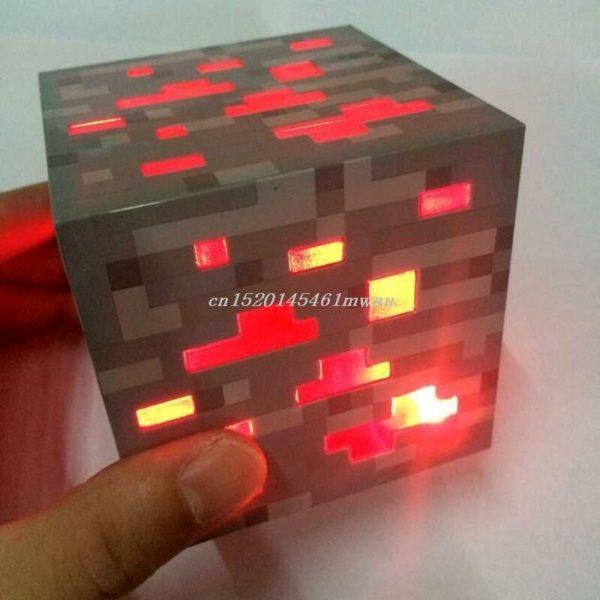Cube Veilleuse LED. 4