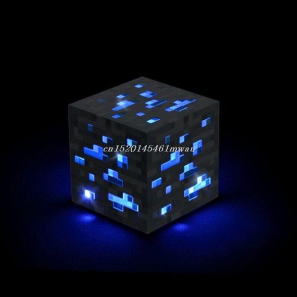 Cube Veilleuse LED. 3