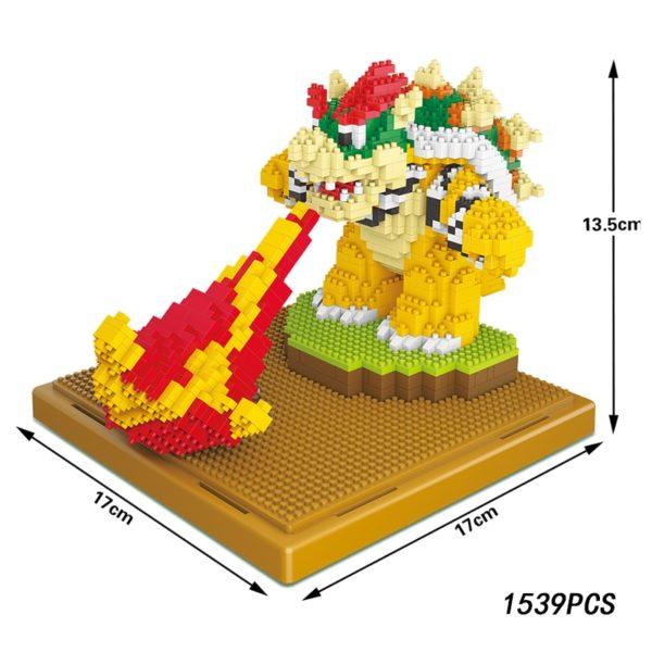 Mini Blocs de Construction Mario Bros  3