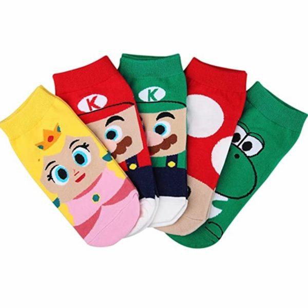 Chaussettes Super Mario Bros pour Enfants