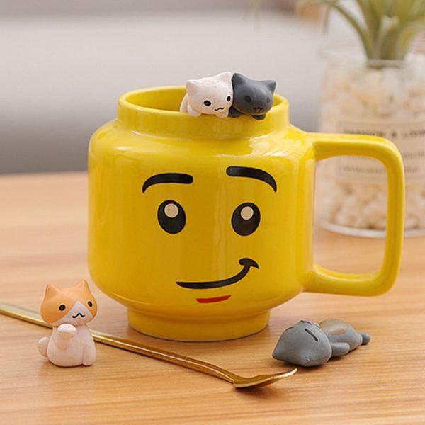 Tasse Lego en Céramique