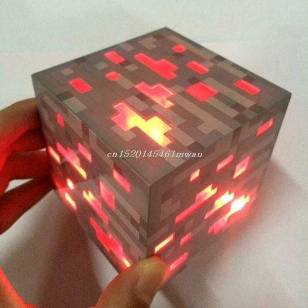 Cube Veilleuse LED. 5