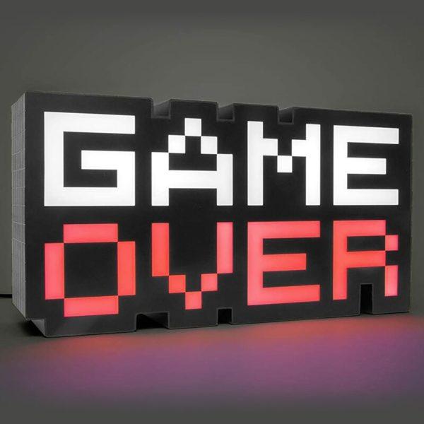 Lampe de Bar Néon GAME OVER. 2