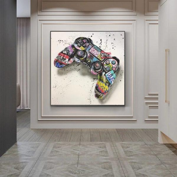 Peintures et Toile Abstraite 4