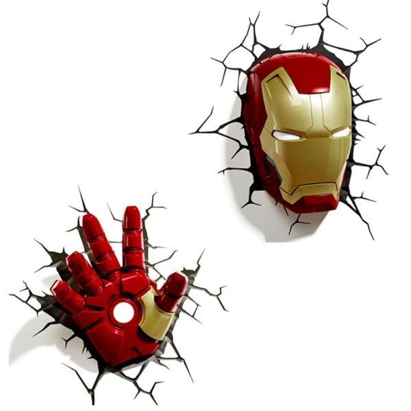 Veilleuse LED Avengers  3