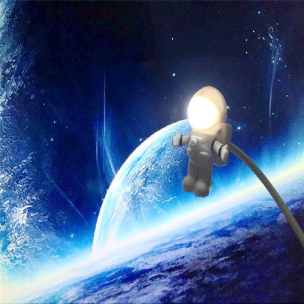 Lampe astronaute LED 2