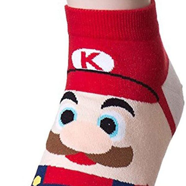 Chaussettes Super Mario Bros pour Enfants 5