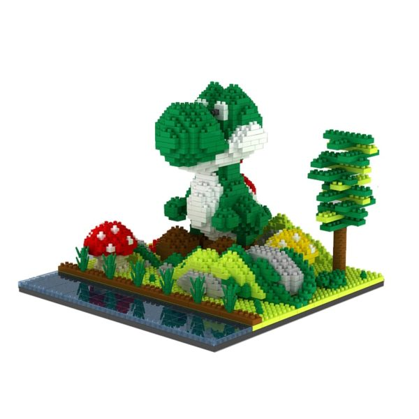 Mini Blocs de Construction Mario Bros  4