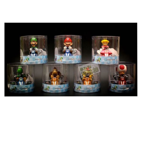 Figurines Super Mario Kart 6