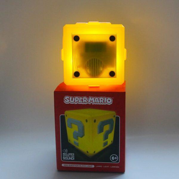 Lampe LED en Forme de Cube Super Mario. 3